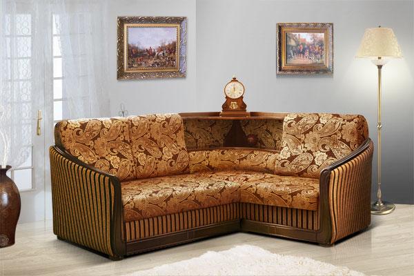 Canapé d'angle Anna