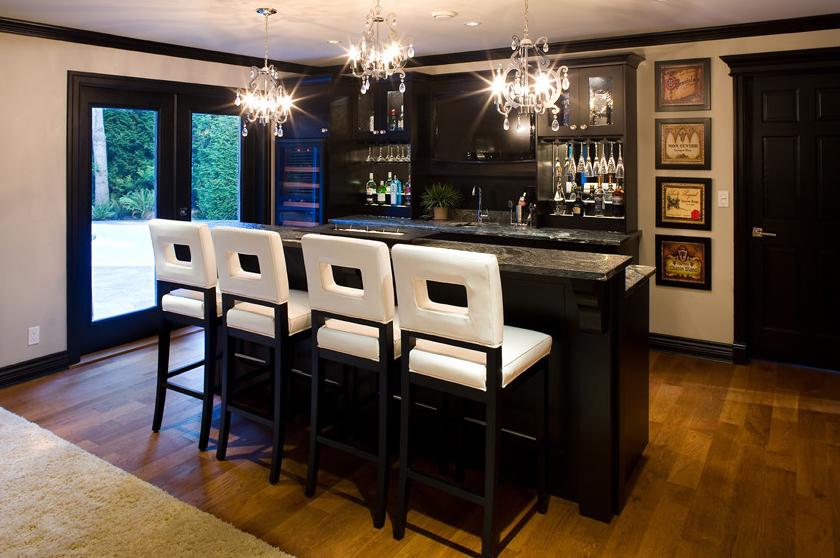 tabourets de bar confortables pour la maison