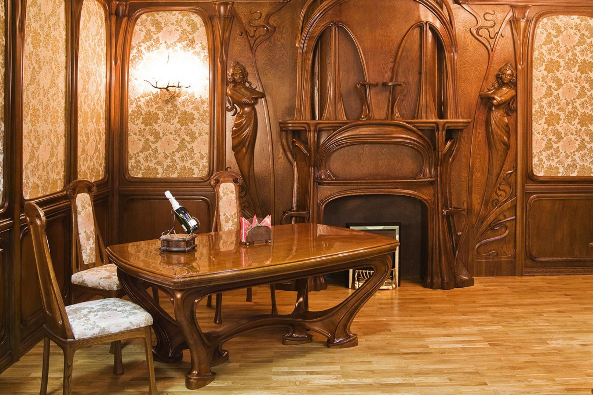 mobilier design de style moderne