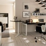 chaise de bureau à domicile