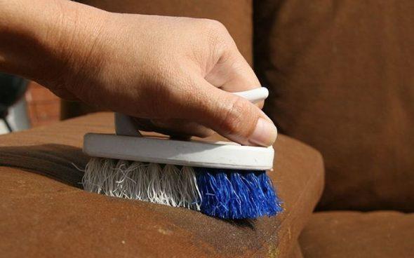 comment nettoyer le canapé