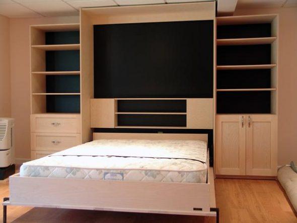 Transformateur de mobilier compact