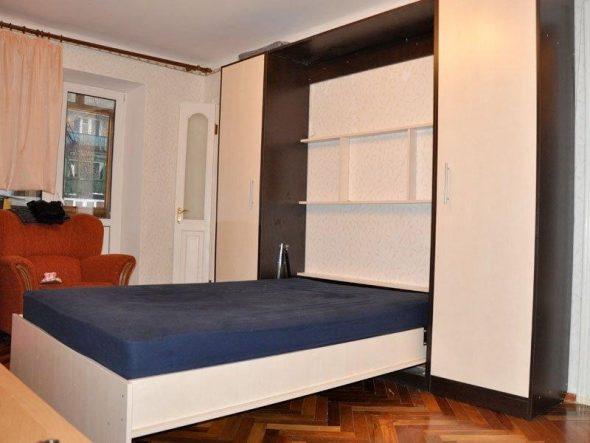 Kompakti huonekalumuuntaja Ikeasta
