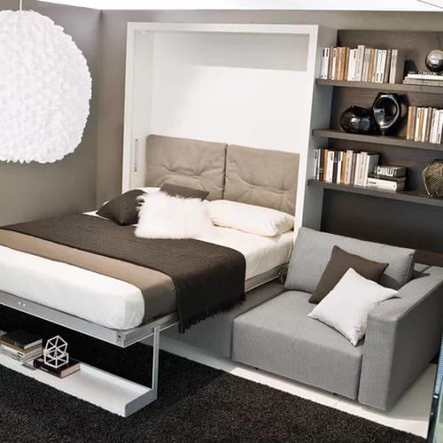 Kompakti makuuhuoneen muuntaja