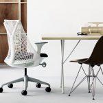 chaise de cabinet