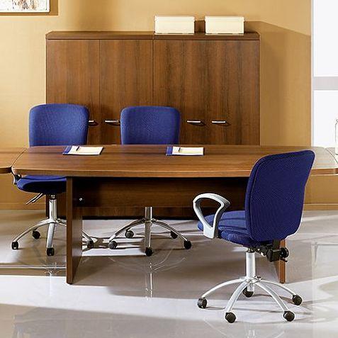 chaise de bureau à vis à ressort