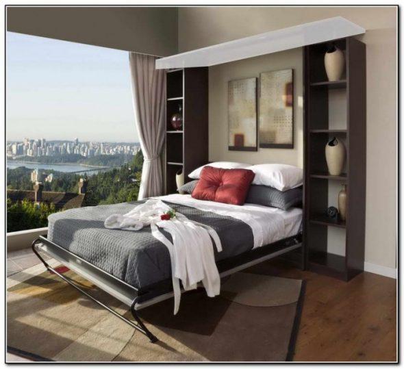 Sänky kaapissa - Ikea-muuntaja
