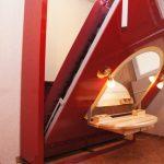 canapés-lits avec ascenseur