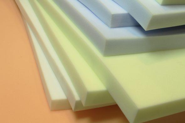 matériau en mousse