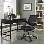 chaise d'ordinateur noire