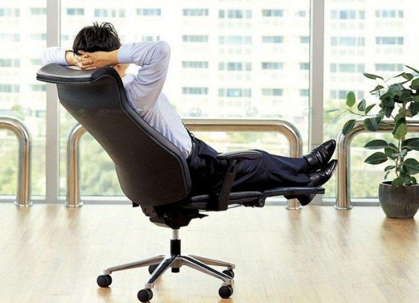 mécanisme de balançoire de chaise de bureau