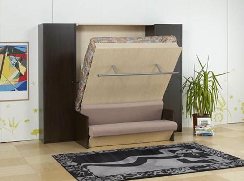 Caractéristiques et avantages des lits d'armoire