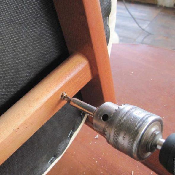 korjata tuoli