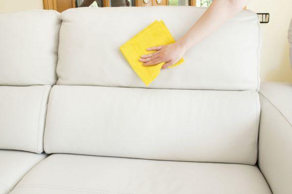 nettoyer les meubles