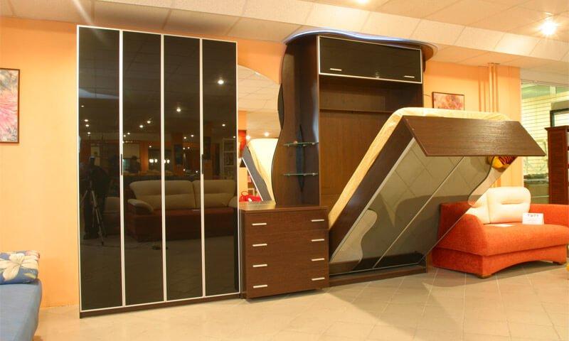 Hefbed van Ikea