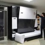 Canapé-lit armoire meilleur de Ikea