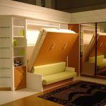 Transformateur de canapé-lit armoire