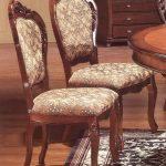 puu tuolit veistetty klassikoita