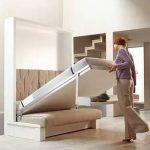 Lit armoire intégré du fabricant