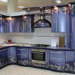 Sets de cuisine dans des styles modernes