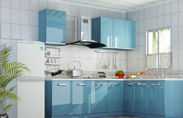 Sélection de couleur des ustensiles de cuisine