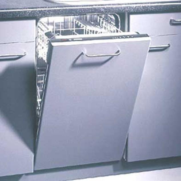 Réglage de la hauteur du lave-vaisselle