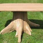 Table basse de stump-2