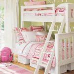 lit double blanc