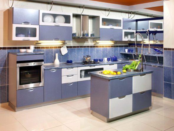couleurs de meubles de cuisine