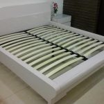 bed met orthopedische basis