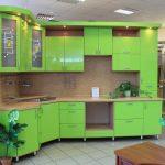 set de cuisine lime economy