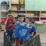 מסך בגן הילדים