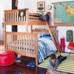 lit superposé trois chambres