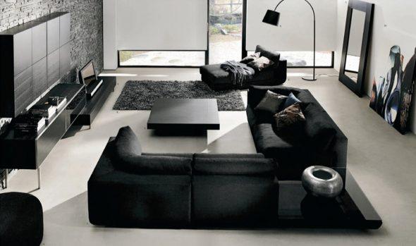 Design de chambre noire