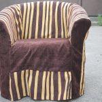 housse de chaise bricolage