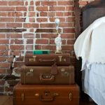 valises comme armoires