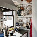 cuisine design 6 mètres carrés