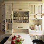 cuisine design 6 mètres carrés intérieur
