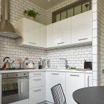 cuisine design 6 mètres carrés lumineux