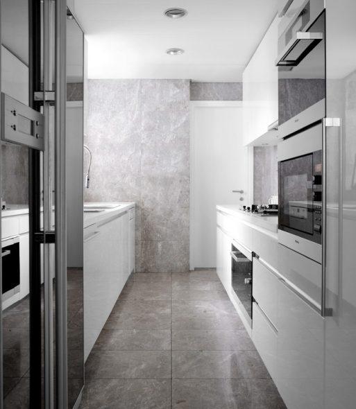 cuisine 6 carrés. mètres