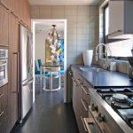 intérieur de cuisine 6 places
