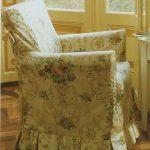couverture de chaise à coudre