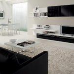 Cabinet de meubles pour la photo du salon