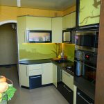 cuisine 6 mètres carrés photo