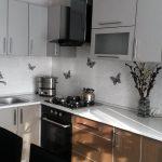 cuisine 6 mètres carrés design