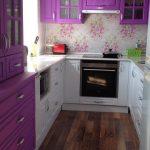 cuisine 6 mètres carrés intérieur