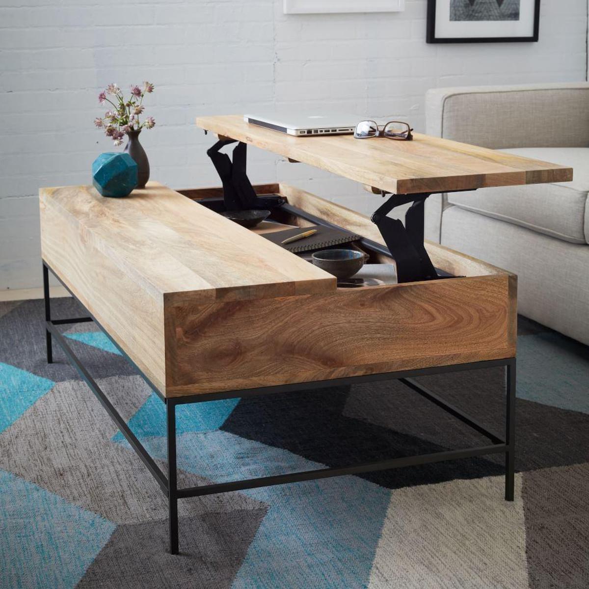 modèle de table basse