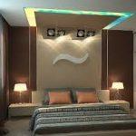Slaapkamer muur ontwerp