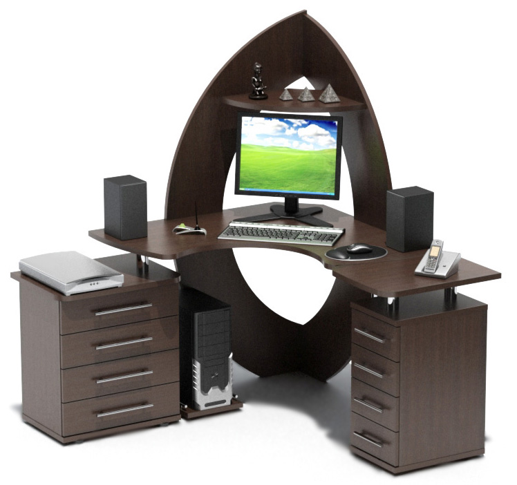 Tables d'ordinateur sous la commande
