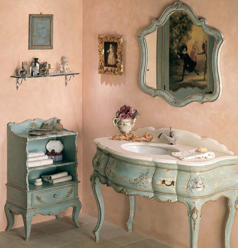 Mobilier de style provençal - photo